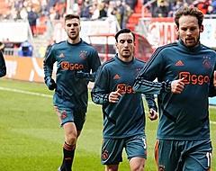 Twee Ajax-verdedigers vertrekken 'zo goed als zeker'