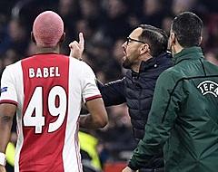 """""""Vorig seizoen viel ook dat precies goed bij Ajax"""""""