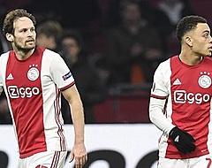 """Ajax-fans hopen plots op uitgaande transfer: """"Strik erom"""""""