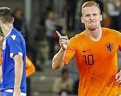 """De Wit van grote waarde voor Jong Oranje: """"0-6 een prima resultaat"""""""