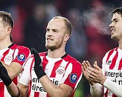 Vijf PSV'ers moet op hun tellen passen in topper tegen Feyenoord