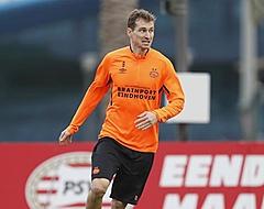 """Mooi PSV-gebaar Schwaab: """"Dat was voor mij vanzelfsprekend"""""""