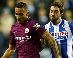 Cultheld Grigg 'on fire': Wigan schakelt City uit in FA Cup