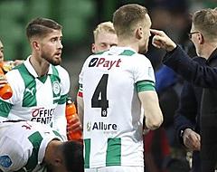 Groningen-trainer Buijs bevestigt interesse in Willem II'er