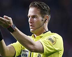 KNVB zet Makkelie op cruciale derby voor Feyenoord