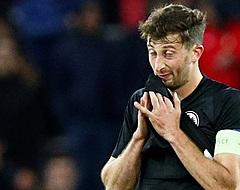 Megaschorsing voor Frankfurt-captain die coach tegenstander omver beukte