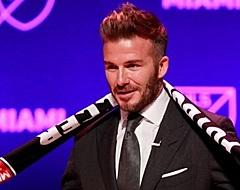 'Beckham gooit alles in de strijd om te stunten met komst Messi'