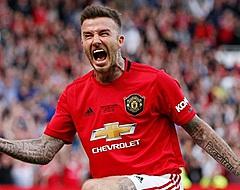Beckham begint met bijzondere wedstrijd als clubeigenaar