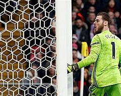 'De Gea weer onder vuur: wissel van wacht bij Man Utd'