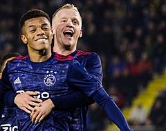 Avondje NAC ligt Ajax wel: Amsterdammers scoren acht keer