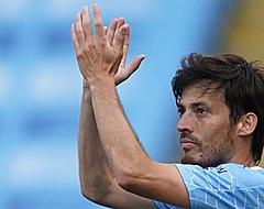 'Silva heeft nieuwe club te pakken na tien jaar City'