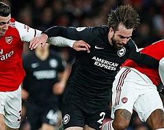 Pröpper vergroot met Brighton zorgelijke situatie voor Arsenal
