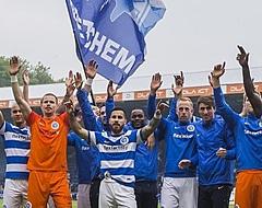 VIDEO: Enorme pitch-invasion bij De Graafschap na promotie