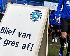 Tweede burgemeester 'protesteert' tegen KNVB-plan