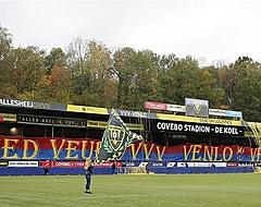VVV krijgt groen licht van KNVB voor voorlopige hoofdtrainer