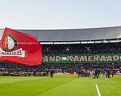 Schitterend eerbetoon van Feyenoord-fans voor jarige Kuip