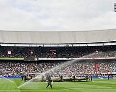 Arrestatie met getrokken wapens bij De Kuip na Feyenoord-PEC