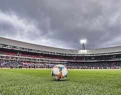 FOTO'S: Definitief ontwerp van nieuw Feyenoord-stadion onthuld