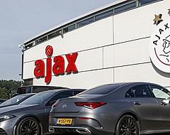 """Corona waarde rond bij Ajax: """"Op dit moment niemand"""""""