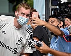 VIDEO: Supertalent Kulusevski scoort bij Juventus-debuut