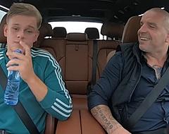 Dennis Schouten onthult van welke club hij supporter is
