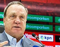 'Advocaat gaat vertrouwen opzeggen in Feyenoorder'