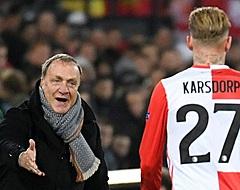 Feyenoord bevestigt slecht nieuws: Karsdorp reeds geopereerd
