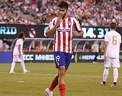 Diego Costa voorlopig buitenspel door vervelende blessure