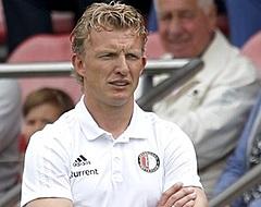 'Dirk Kuyt krijgt zeer duidelijke boodschap bij Feyenoord'