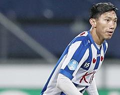 SC Heerenveen neemt afscheid van verdediger Van Hau