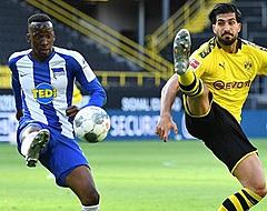 Dortmund knokt zich naar nipte zege, Dilrosun valt uit