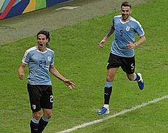 🎥 Edinson Cavani scoort met halve omhaal voor Uruguay