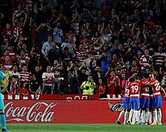 Dramatisch Barcelona blameert zich compleet tegen Granada