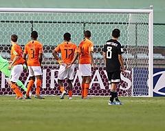 """Oranje Onder-17 radeloos: """"Je wereld stort in"""""""