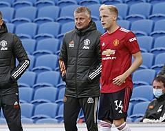 Man United-fans gaan massaal los over invaller Van de Beek