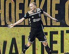 'Ajax vraagt waanzinnig bedrag voor Donny van de Beek'
