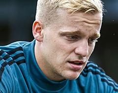 Ajax velt oordeel over megatransfer Van de Beek
