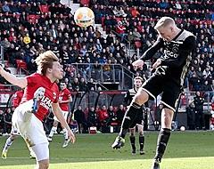 """Van de Beek ziet Ajax falen: """"Niemand had z'n dag"""""""