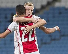 Van de Beek verrast Ajax-fans met transferstatement