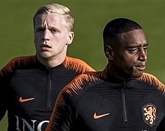 'Topclub hengelt nog steeds naar Donny van de Beek'
