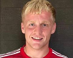 'Manchester United haalt concurrent voor Van de Beek'