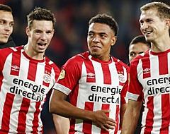 Van Bommel voert wijziging door in zijn PSV-opstelling