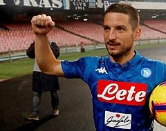 Mertens wil in 2020 weg bij Napoli en onthult volgende droombestemming: 'Zalig'