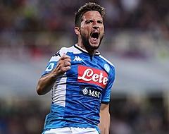 'Mertens maakt salariseisen bekend aan Napoli en drie geïnteresseerde clubs'