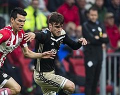 'Ajax kwam afspraak met mij niet na, daarom verloor het van PSV'