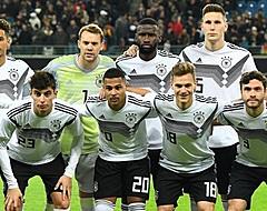 Duitsland tankt vertrouwen richting Oranje
