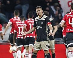 """Ajax-captain Tadic stipt aan: """"Dat mag nooit gebeuren"""""""