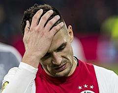 Tadic over verliespartij: 'Tja, wij zijn ook maar mensen'