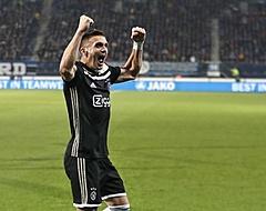 Ajax laat Heerenveen alle hoeken van het veld zien in Abe Lenstra Stadion