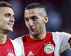 """Tadic kijkt alleen naar Ajax: """"De scheidsrechter is heel goed"""""""